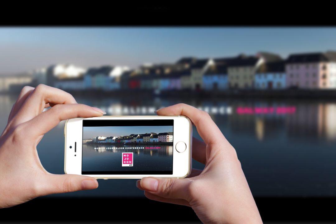 Mojocon Irland – die Konferenz für Mobile Reporter