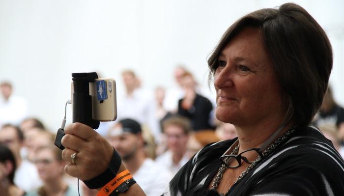 Mobilereporting Video- und Tonaufnahmen mit dem Handy